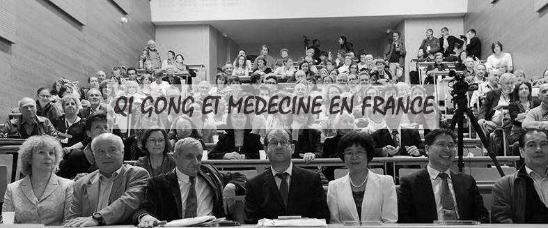 LE QI GONG ET LA MEDECINE EN FRANCE