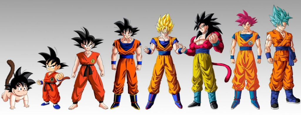 De dragon ball la m decine chinoise dragon du bled - Tout les image de dragon ball z ...
