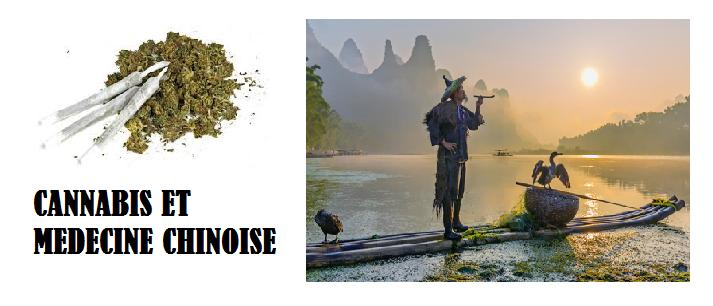 Cannabis et médecine chinoise
