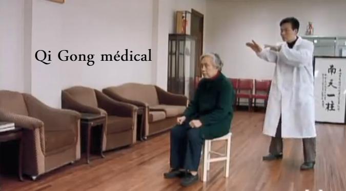Qi Gong médical: réponse à un commentaire sur Facebook