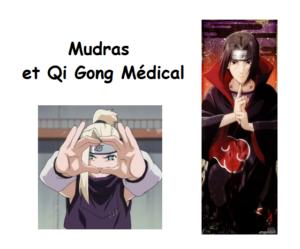 Mudras et Qi Gong médical