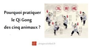 Pourquoi pratiquer le Qi gong des cinq animaux ?