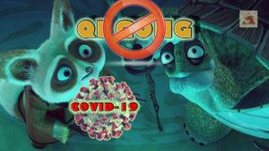 COVID-19 : PAS DE QI GONG