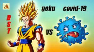 Dragon Ball contre Covid-19