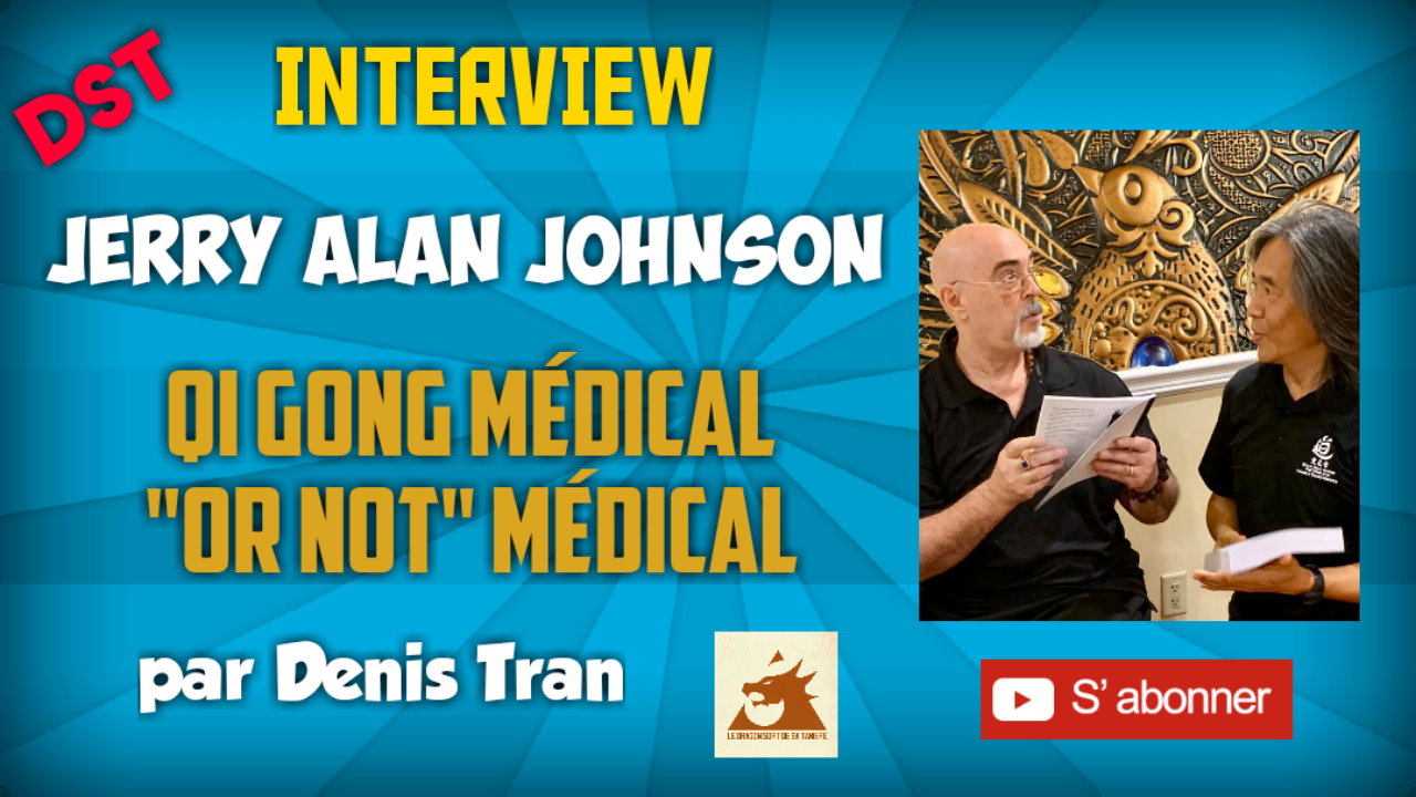 QI GONG MEDICAL: Interview Jerry Alan Johnson