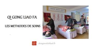 Qi Gong Liao Fa: les méthodes de soins